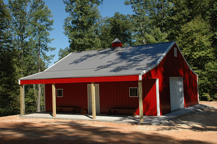 Photo Gallery Diy Pole Barns