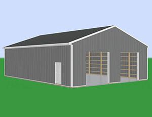 Pole Barn Kits Prices | DIY Pole Barns