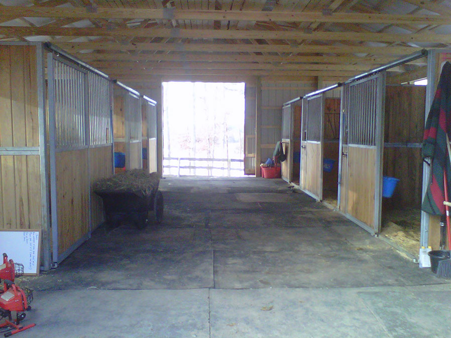 Cooling Barns For Livestock Diy Pole Barns