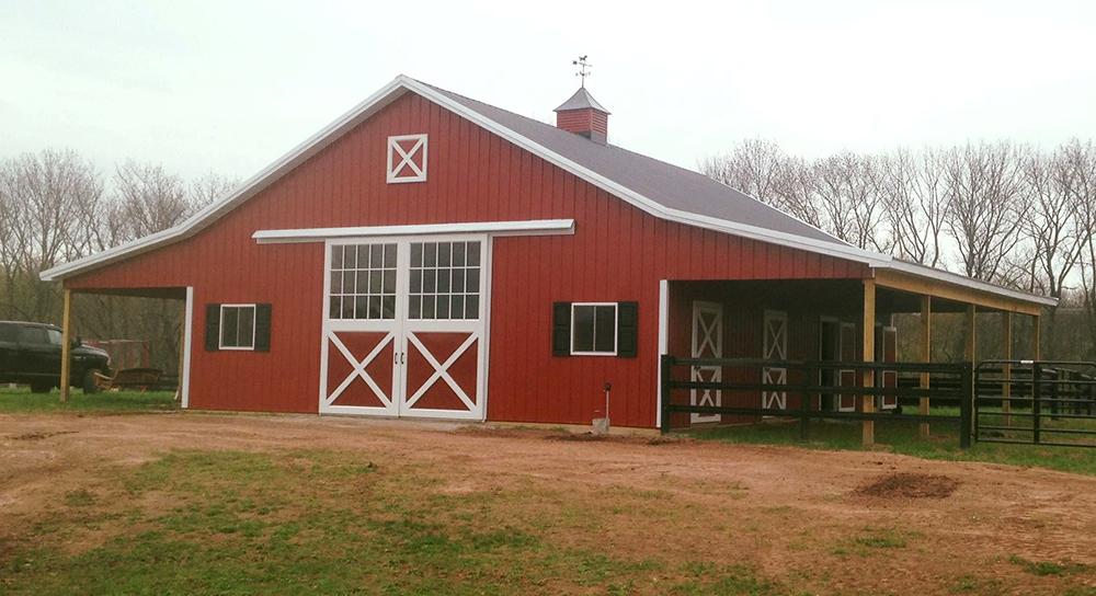 diy pole barns